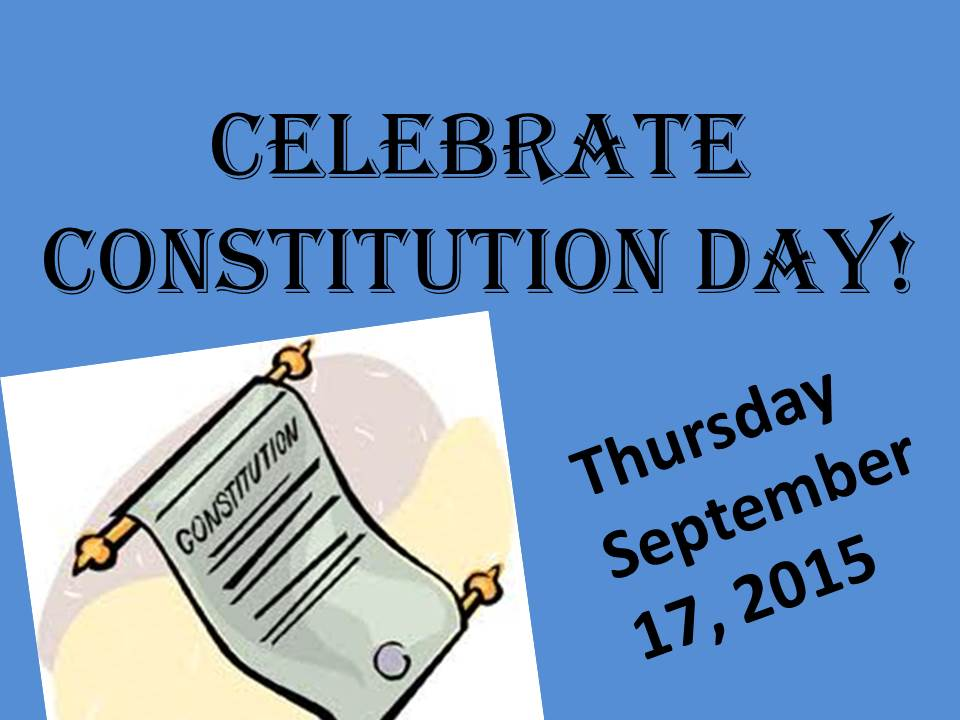 constitution day 2015 pinnacle online library. Black Bedroom Furniture Sets. Home Design Ideas
